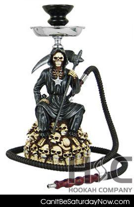 Death hookah