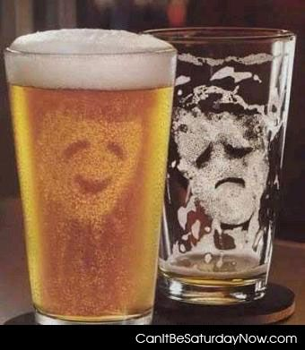Beer drama