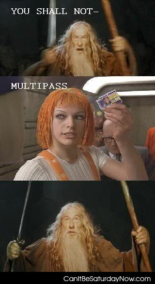 Shall not multipass