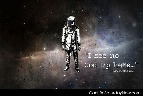 See no god