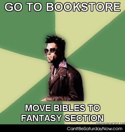 Move bibles