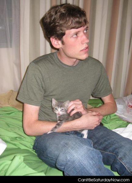 Moot kitty