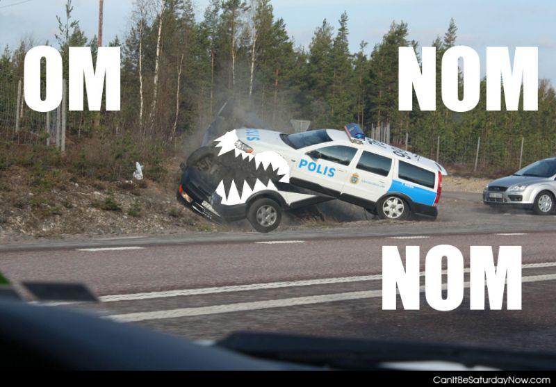 Om nom nom truck