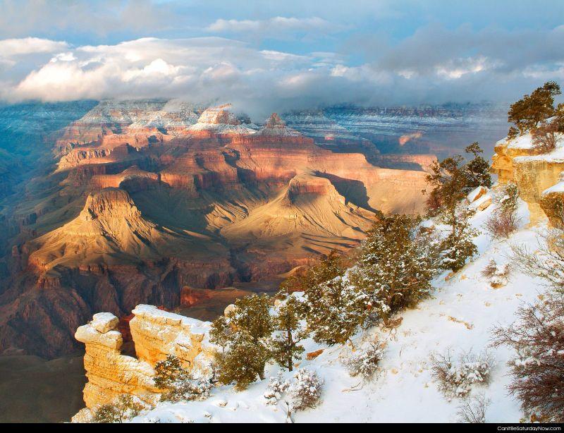 Cold canyon