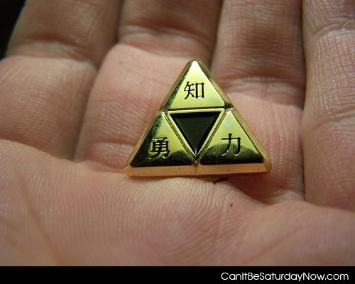 Small triforce
