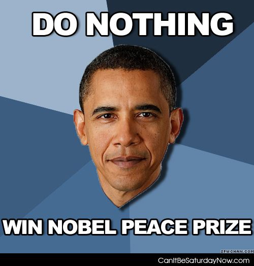 Do nothing win