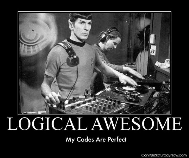 Logical Awesome