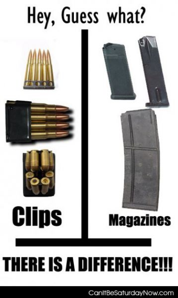 Clips and Magzines