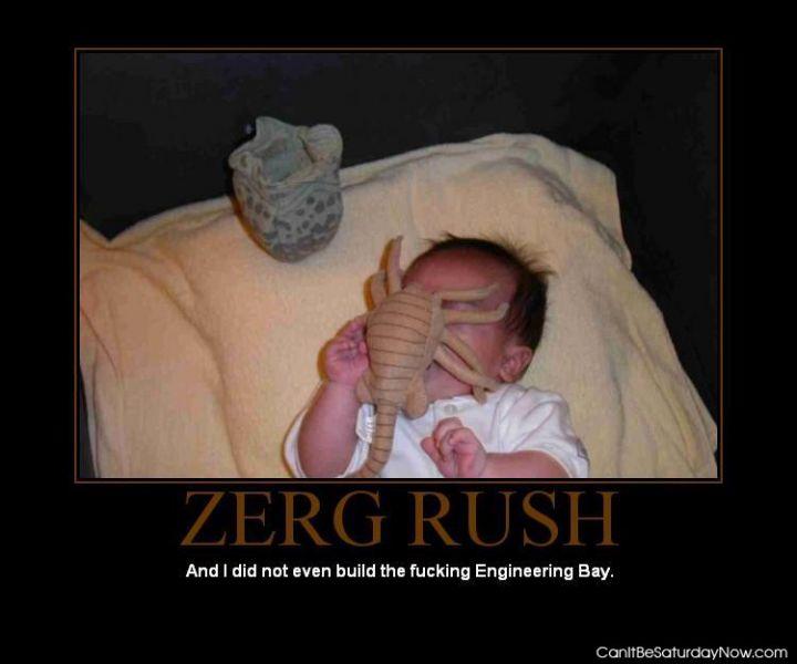 Zerg rush 2