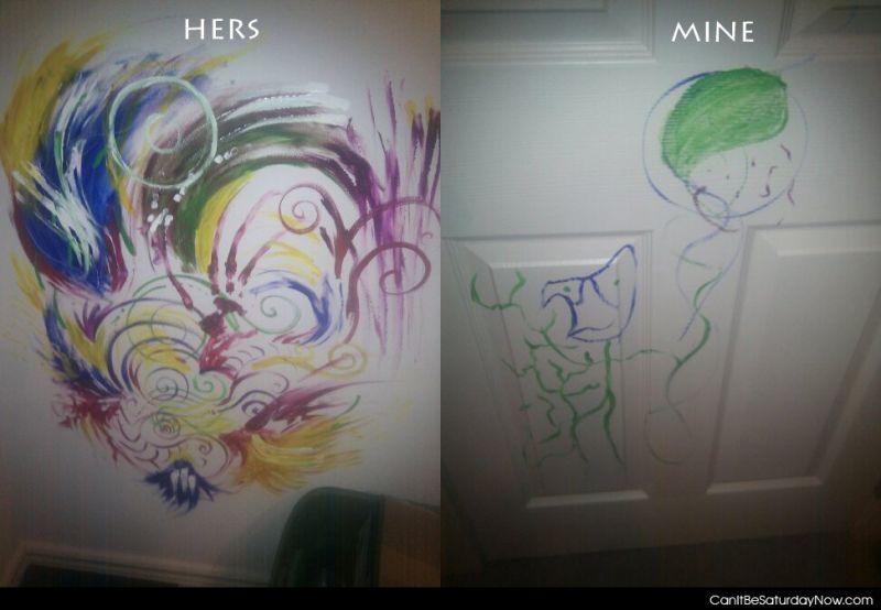 Girl art