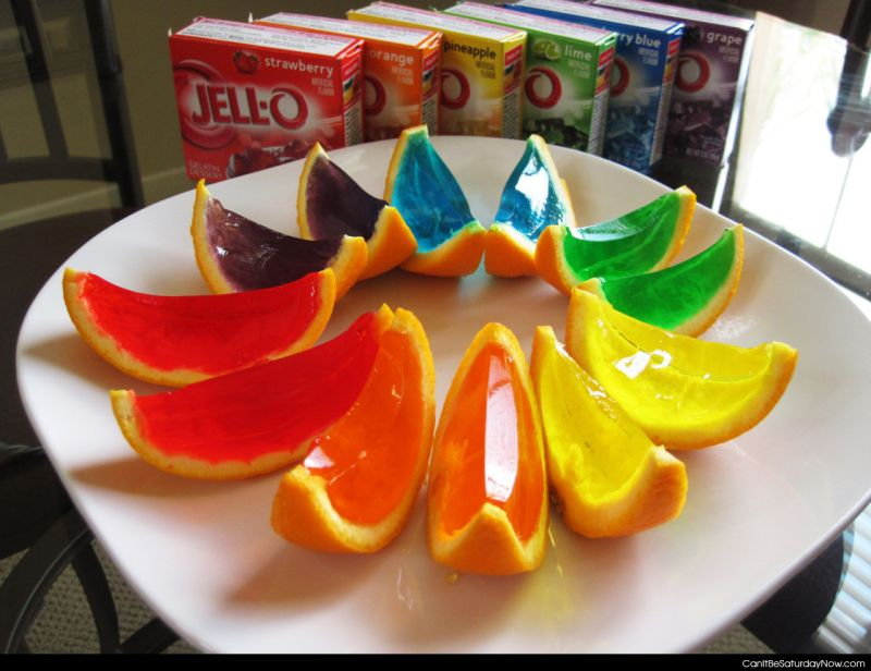 Jello fun