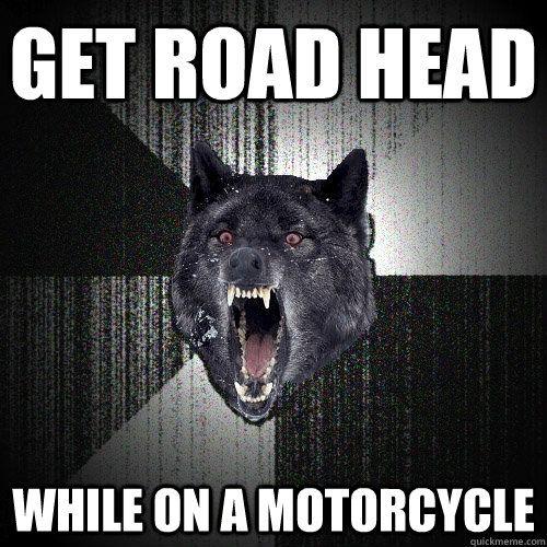 Get road head
