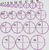 8bit circles