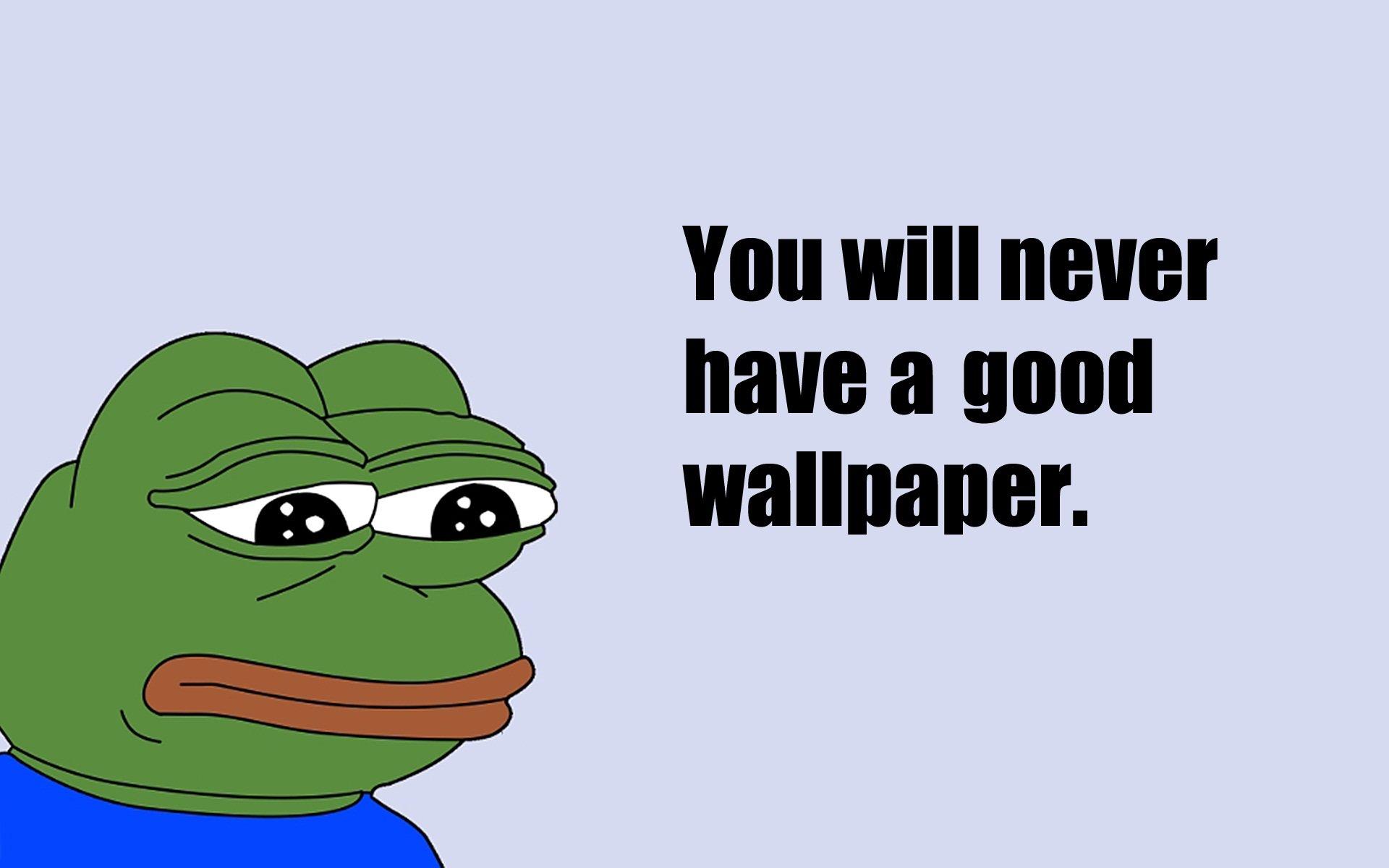 pepe the frog hd wallpaper - photo #13