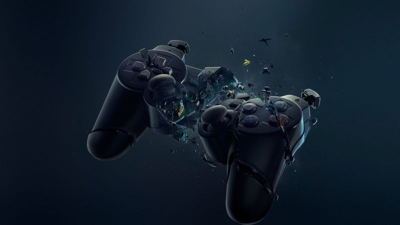Smashed PS4