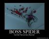 Boss spider