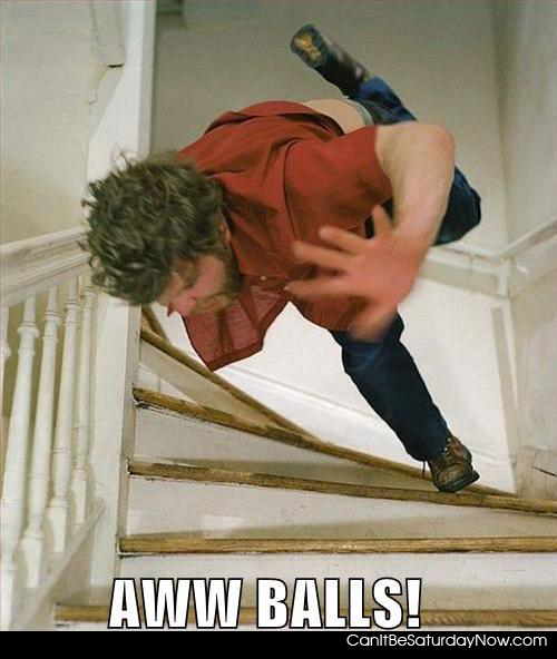aww balls
