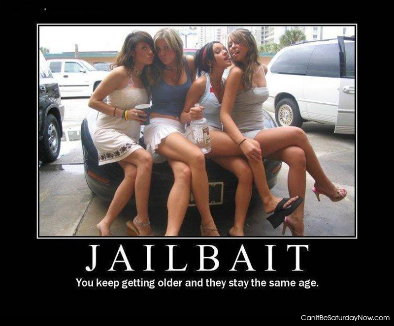 Can It Be Saturday Now .com ? - Jailbait