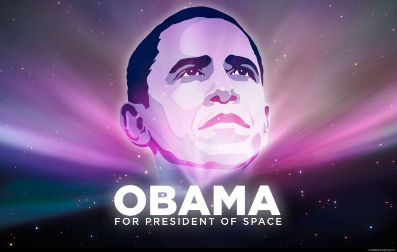Space president