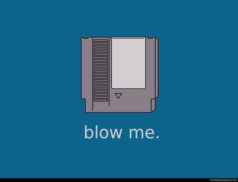 Nes blow