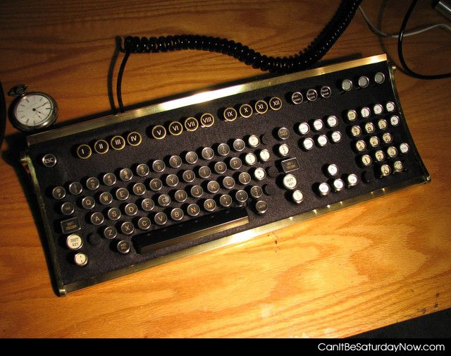 Type board
