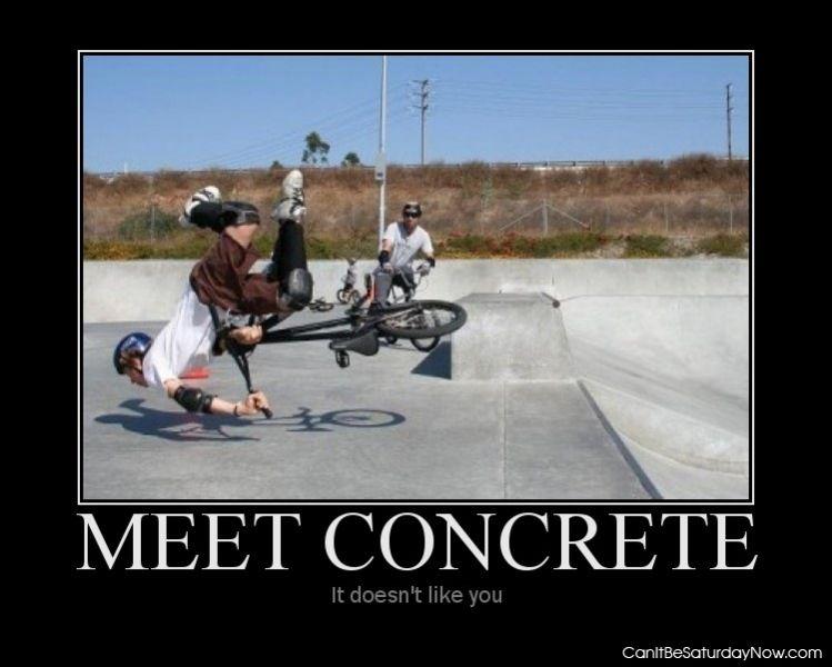 Meet Concrete