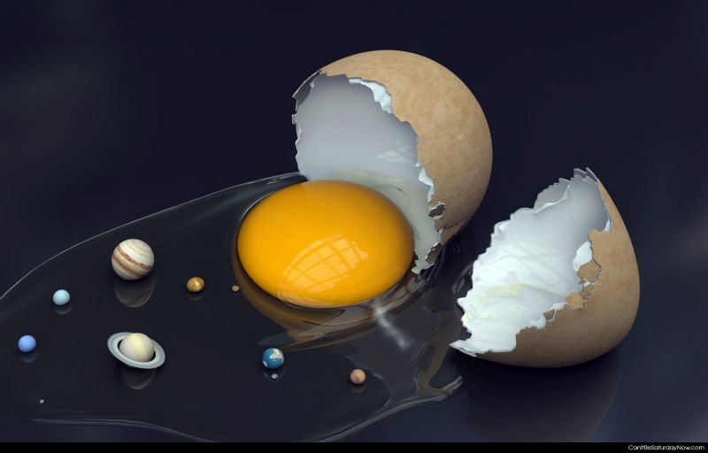Egg universe