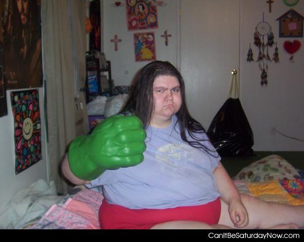 Fat hulk