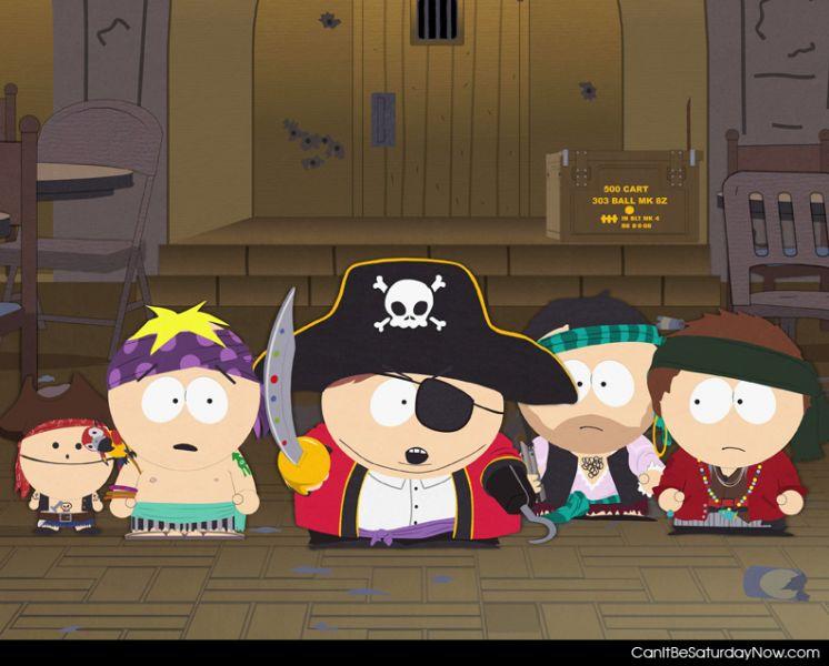 South pirates