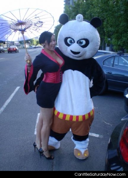Kung foo panda