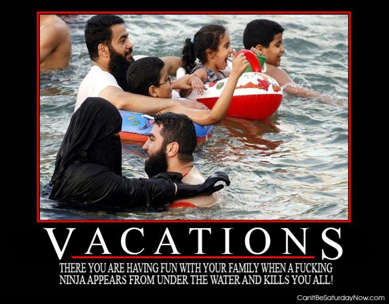 Vacations ninja