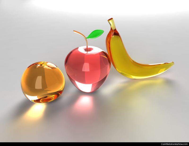 Cgi fruit