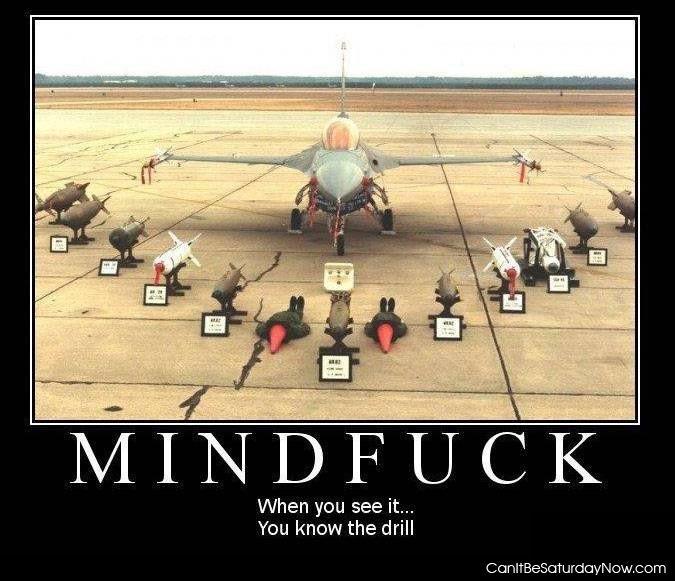 Mind job bombs