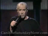 George Carlin Homelessness